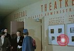 Image of Federal theater San Francisco California USA, 1939, second 8 stock footage video 65675041900