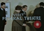 Image of Federal theater San Francisco California USA, 1939, second 27 stock footage video 65675041900