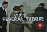 Image of Federal theater San Francisco California USA, 1939, second 29 stock footage video 65675041900