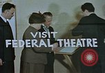 Image of Federal theater San Francisco California USA, 1939, second 30 stock footage video 65675041900