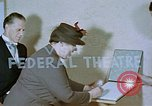 Image of Federal theater San Francisco California USA, 1939, second 33 stock footage video 65675041900