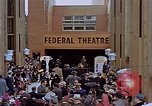 Image of Federal theater San Francisco California USA, 1939, second 10 stock footage video 65675041902