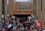 Image of Federal theater San Francisco California USA, 1939, second 14 stock footage video 65675041902