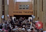 Image of Federal theater San Francisco California USA, 1939, second 16 stock footage video 65675041902