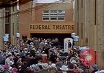 Image of Federal theater San Francisco California USA, 1939, second 18 stock footage video 65675041902
