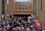 Image of Federal theater San Francisco California USA, 1939, second 19 stock footage video 65675041902