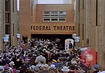 Image of Federal theater San Francisco California USA, 1939, second 22 stock footage video 65675041902