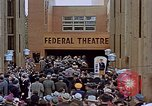 Image of Federal theater San Francisco California USA, 1939, second 24 stock footage video 65675041902
