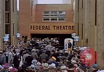 Image of Federal theater San Francisco California USA, 1939, second 26 stock footage video 65675041902