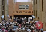 Image of Federal theater San Francisco California USA, 1939, second 60 stock footage video 65675041902