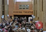 Image of Federal theater San Francisco California USA, 1939, second 61 stock footage video 65675041902