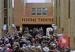 Image of Federal theater San Francisco California USA, 1939, second 62 stock footage video 65675041902