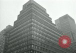 Image of 445 Park Avenue New York City USA, 1963, second 15 stock footage video 65675041908