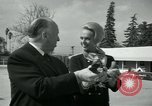 Image of Alfred Hitchcock United States USA, 1963, second 12 stock footage video 65675041910