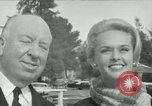 Image of Alfred Hitchcock United States USA, 1963, second 60 stock footage video 65675041911