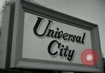 Image of Universal City Hollywood Los Angeles California USA, 1964, second 5 stock footage video 65675041913