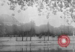Image of Grand Palace on fire France, 1944, second 1 stock footage video 65675041924