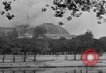 Image of Grand Palace on fire France, 1944, second 3 stock footage video 65675041924