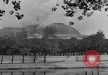 Image of Grand Palace on fire France, 1944, second 4 stock footage video 65675041924