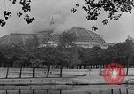 Image of Grand Palace on fire France, 1944, second 5 stock footage video 65675041924
