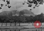Image of Grand Palace on fire France, 1944, second 8 stock footage video 65675041924