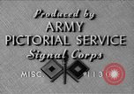 Image of German troops France, 1944, second 19 stock footage video 65675041930