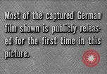 Image of German troops France, 1944, second 24 stock footage video 65675041930