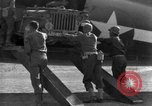 Image of C 47 aircraft Italy, 1943, second 18 stock footage video 65675041945
