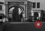 Image of Paramount Pictures Hollywood Los Angeles California USA, 1950, second 33 stock footage video 65675041950