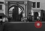 Image of Paramount Pictures Hollywood Los Angeles California USA, 1950, second 35 stock footage video 65675041950