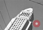 Image of City Hall Los Angeles Los Angeles California USA, 1950, second 1 stock footage video 65675041955