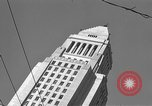 Image of City Hall Los Angeles Los Angeles California USA, 1950, second 3 stock footage video 65675041955