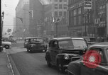 Image of Street scenes Los Angeles California USA, 1950, second 13 stock footage video 65675041956