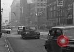 Image of Street scenes Los Angeles California USA, 1950, second 14 stock footage video 65675041956