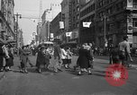 Image of Street scenes Los Angeles California USA, 1950, second 16 stock footage video 65675041956