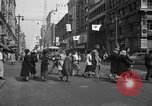 Image of Street scenes Los Angeles California USA, 1950, second 17 stock footage video 65675041956
