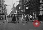 Image of Street scenes Los Angeles California USA, 1950, second 18 stock footage video 65675041956