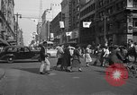 Image of Street scenes Los Angeles California USA, 1950, second 19 stock footage video 65675041956