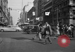 Image of Street scenes Los Angeles California USA, 1950, second 20 stock footage video 65675041956