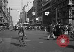 Image of Street scenes Los Angeles California USA, 1950, second 21 stock footage video 65675041956