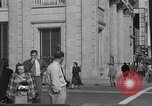 Image of Street scenes Los Angeles California USA, 1950, second 25 stock footage video 65675041956