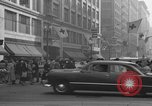 Image of Street scenes Los Angeles California USA, 1950, second 29 stock footage video 65675041956