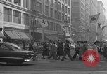 Image of Street scenes Los Angeles California USA, 1950, second 30 stock footage video 65675041956