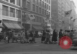 Image of Street scenes Los Angeles California USA, 1950, second 31 stock footage video 65675041956