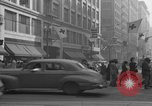 Image of Street scenes Los Angeles California USA, 1950, second 32 stock footage video 65675041956