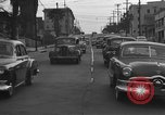Image of Street scenes Los Angeles California USA, 1950, second 48 stock footage video 65675041956