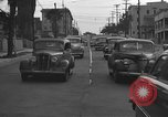 Image of Street scenes Los Angeles California USA, 1950, second 49 stock footage video 65675041956