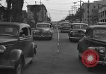 Image of Street scenes Los Angeles California USA, 1950, second 50 stock footage video 65675041956