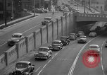 Image of Street scenes Los Angeles California USA, 1950, second 52 stock footage video 65675041956
