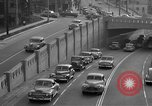 Image of Street scenes Los Angeles California USA, 1950, second 54 stock footage video 65675041956